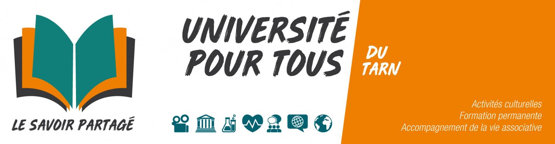 Activités culturelles, formation permanente, accompagnement de la vie associative - Castres Tarn Sud http://albi.universitepopulaire.fr/  05 63 50 12 99 Read more at http://etrebienchezsoi.e-monsite.com/pages/feng-shui/contacts.html#0A4it4XiCm0P3U1H.99